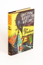 BRADBURY: Something Wicked This Way Comes (1st Ed)