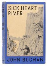 BUCHAN: Sick Heart River (1st Ed)