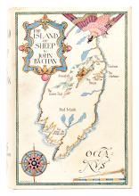 BUCHAN: The Island of Sheep (1st Ed)