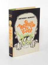BURGESS: The Doctor is Sick (1st Ed)