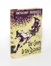BURGESS: The Enemy in the Blanket (1st Ed)