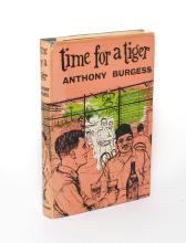 BURGESS: Time for a Tiger (1st Ed)