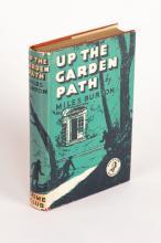 BURTON: Up the Garden Path (1st Ed)