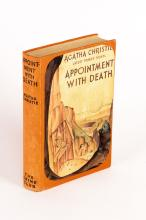 CHRISTIE: Appointment with Death (1st Ed)