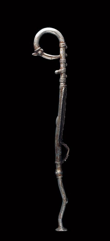 A Lobi/Gan aluminium walkingstick