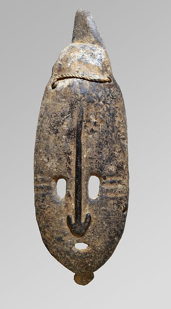 A Dogon Albarga mask