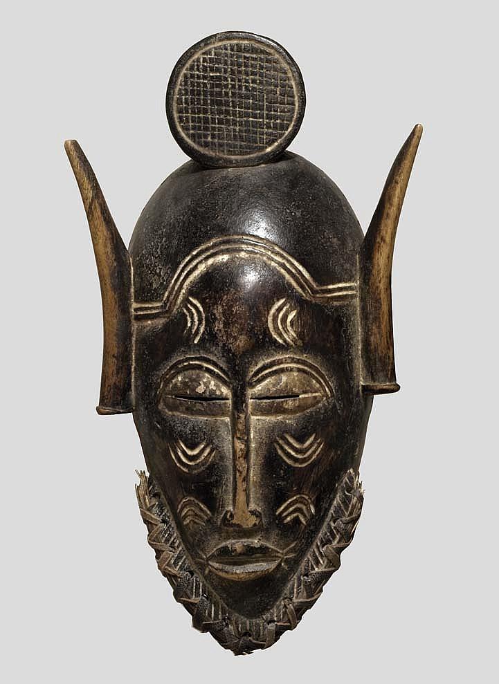 A Kulango mask
