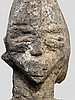 A fragmentary Lobi sculpture