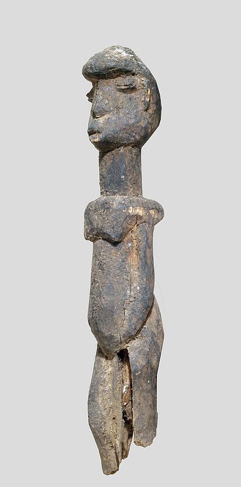 A fragmentary Lobi bateba