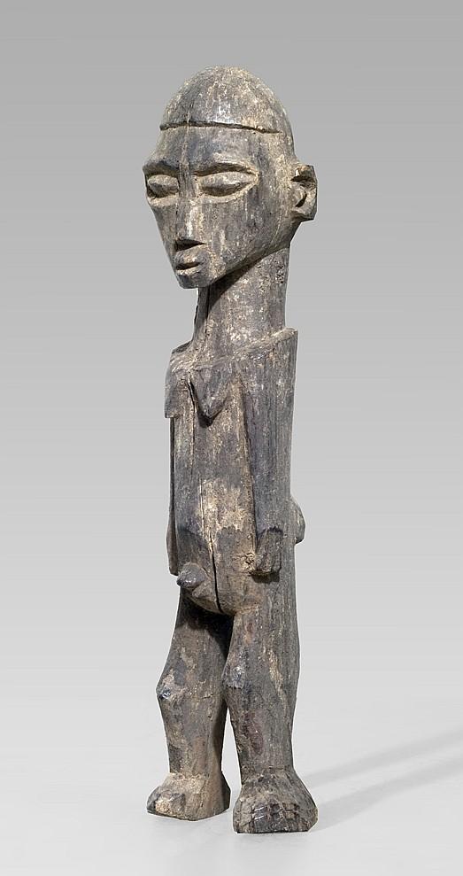A female Lobi bateba