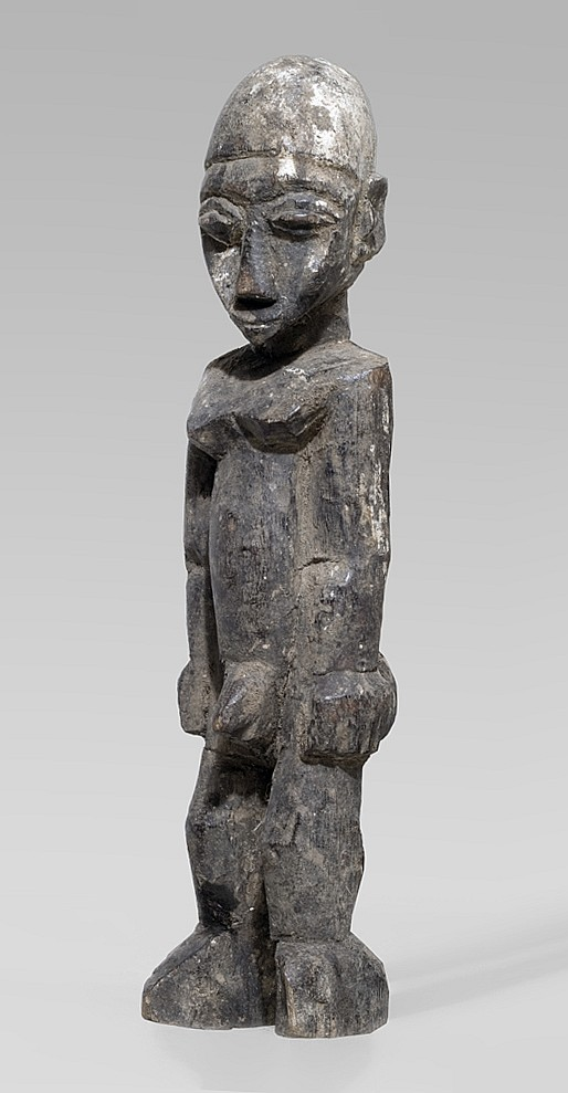 A Lobi sculpture