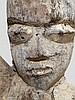 A fragmentary Lobi ti puo sculpture
