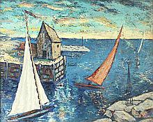 HARRY SHOULBERG AMERICAN 1903-1995