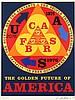 ROBERT INDIANA AMERICAN B.1928, Robert Indiana, $700