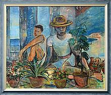 BOB GESINUS VISSER DUTCH 1898-1978