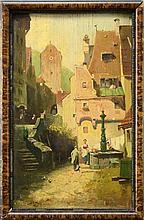 CARL SPITZWEG GERMAN 1808-1885