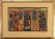 ROBERTO OSSAYE GUATEMALEAN 1927-1954