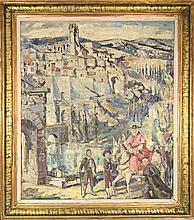 JUAN ANTONIO MORALES SPANISH 1912-1984