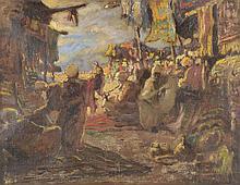 ALEXANDRE ROUBTZOFF (RUBCOV) (RUSSIAN 1884-1949)