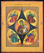 RUSSIAN ICON RUSSIAN 19TH CENTURY