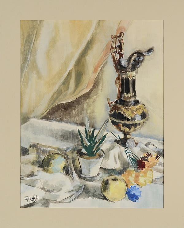 EGON ADLER (CZECHOSLOVAKIAN/GERMAN/AMERICAN 1892-1963)