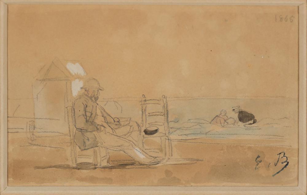 EUGENE BOUDIN FRENCH 1824-1898