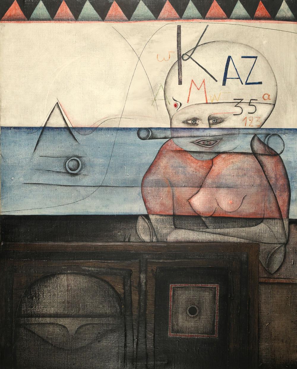 MODESTO CUIXART SPANISH 1925-2007