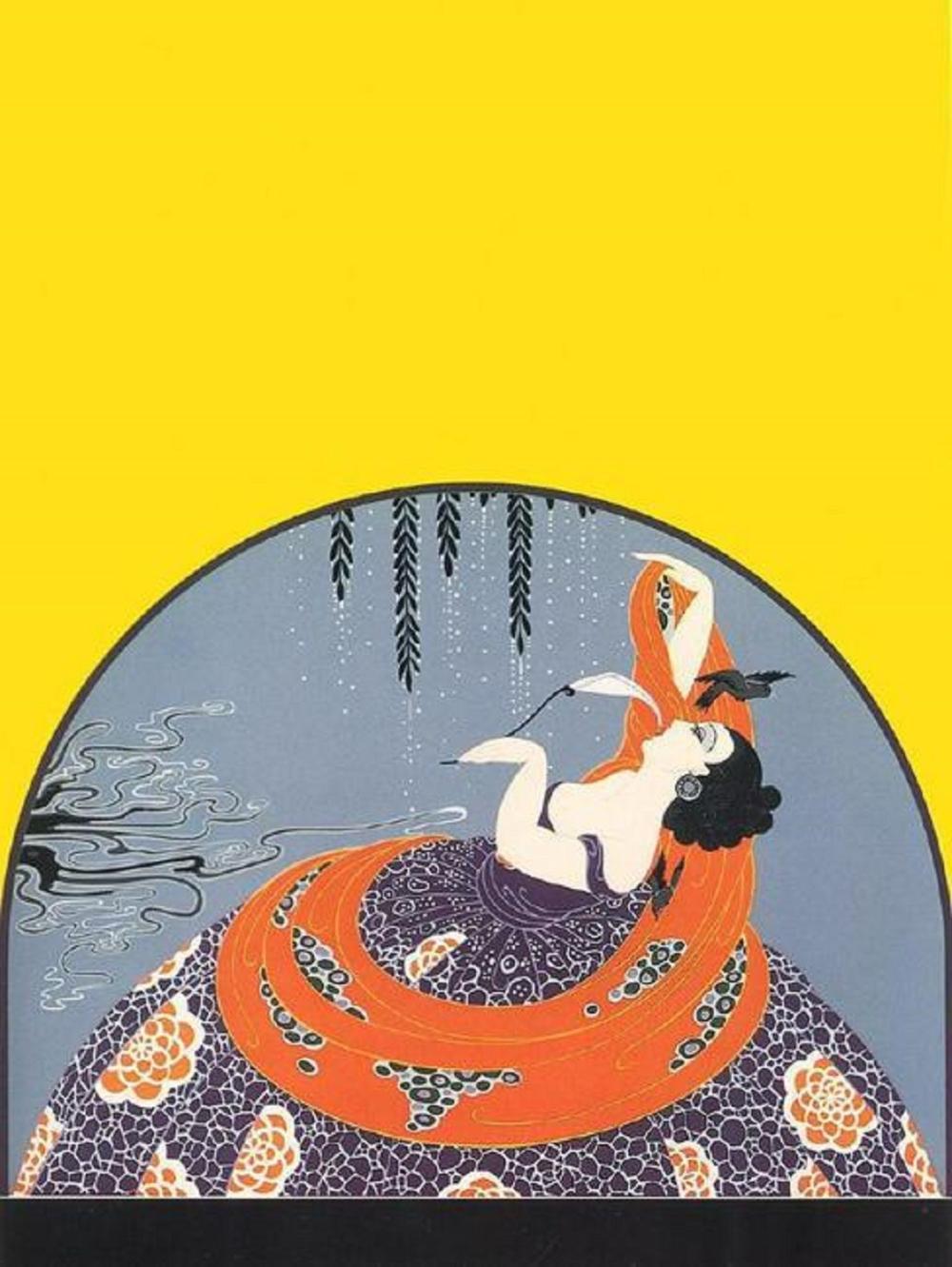 ROMAIN DE TIRTOFF ERTE RUSSIAN/FRENCH 1892-1990