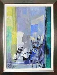 "PEPPINO GINO MANGRAVITE AMERICAN 1896-1978, ""Early Light"""