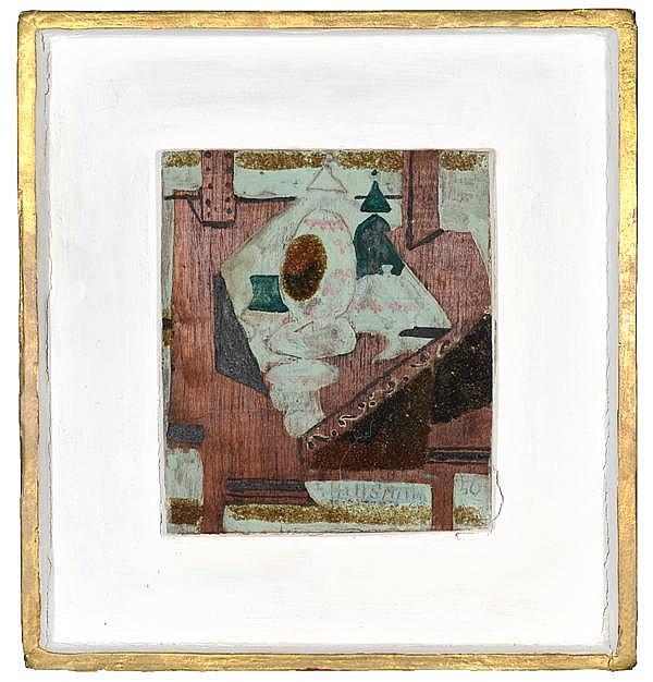 FANNIE HILLSMITH AMERICAN 1911-2007,