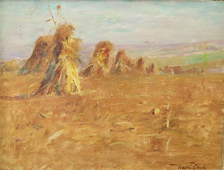 WALTER CLARK AMERICAN 1848-1917