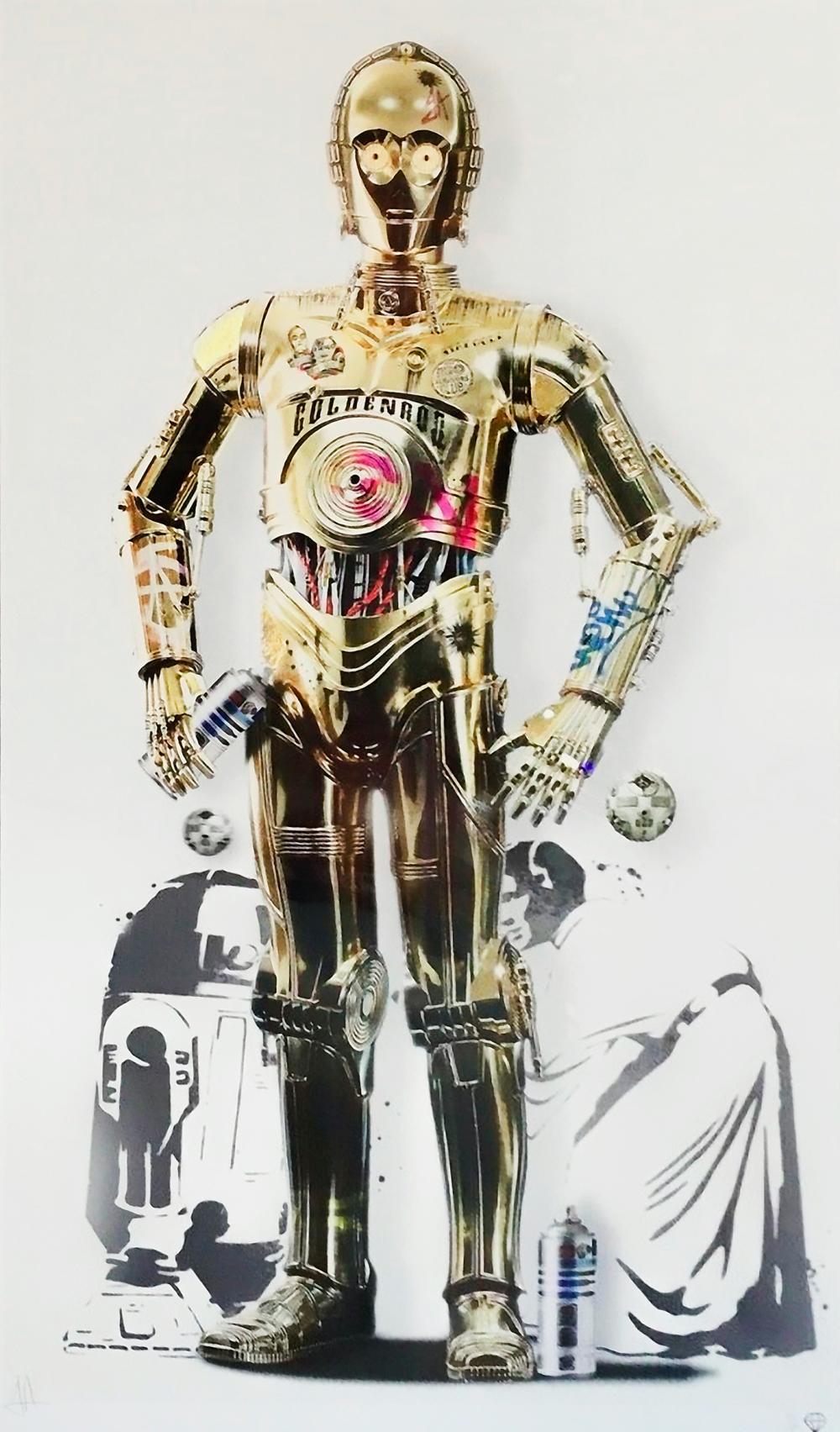 JJ Adams (British 1978-), 'Goldenrod', 2014