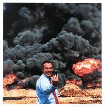 Peter Kennard (British 1949-), 'Photo Op', 2006