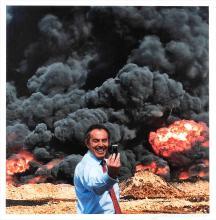Peter Kennard (British b.1949), 'Photo Op', 2006