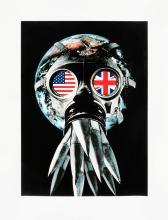 Peter Kennard (British b.1949), 'Union Mask', 2007