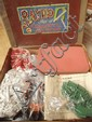 A boxed set of Bayko Building blocks