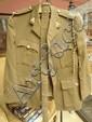 A WWII Lieutentant colonel's uniform