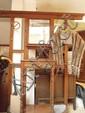 A mid Victorian mahogany hall stand