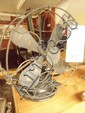 G E C mid 20thC electric fan