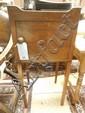 An early 19C mahogany pot cupboard