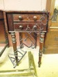 A mid 19th century pembroke table with dummy
