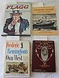 LOT 4 BOOKS BY AMERICAN ILLUSTRATORS,