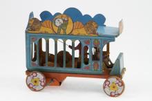 Big Show Circus Cage Wagon