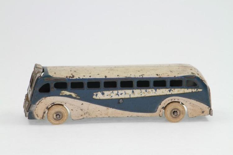 Grayhound Lines Bus