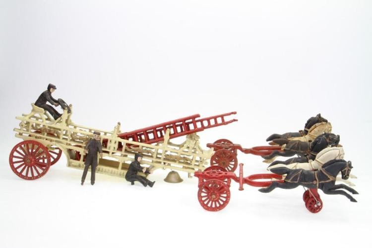 Horse Drawn Ladder Toy