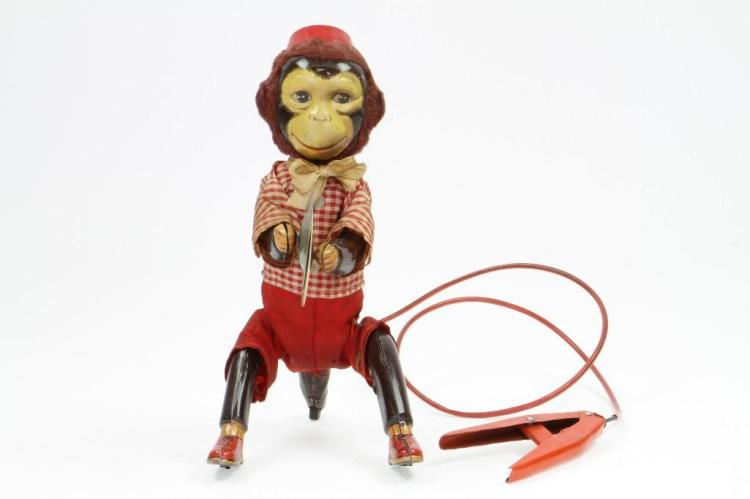 Animated Monkey with Cymbols