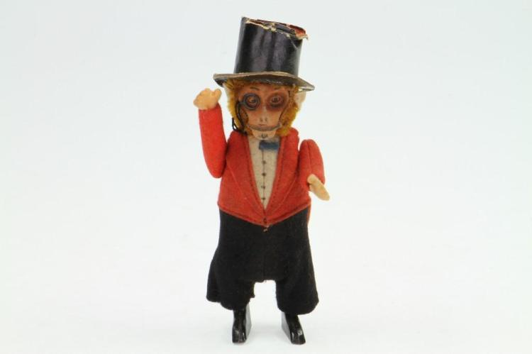 Schuco Articulated Gentleman Monkey