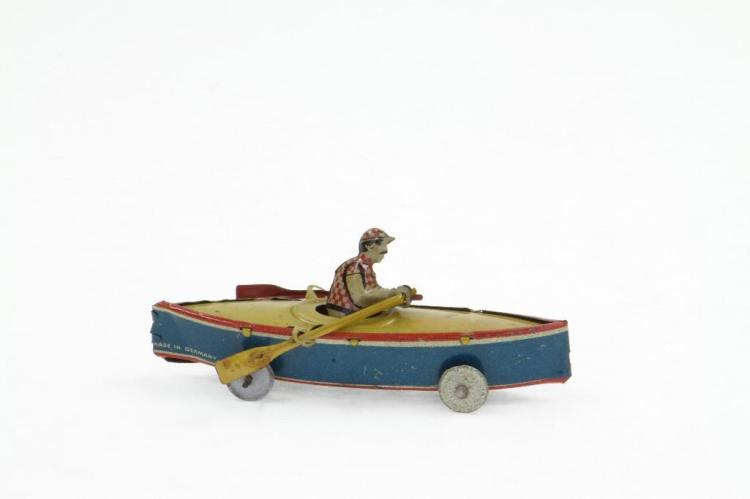 Rowboat Penny Toy
