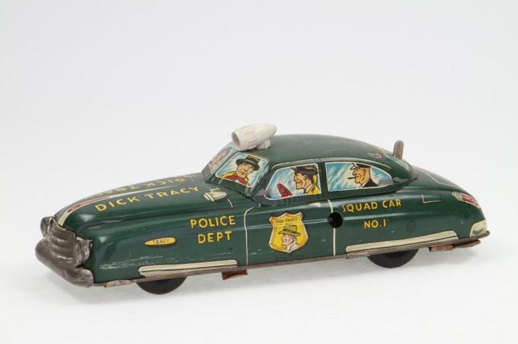 Dick Tracey Squadcar
