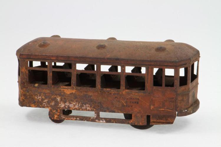 Kingsbury Suburban Trolley